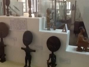 Fertility dolls from the Ashanti Of Ghana